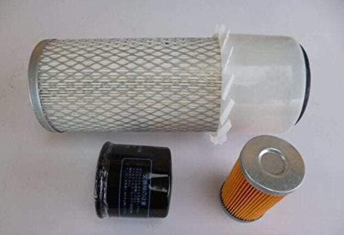 Filtersatz Yanmar F serie Type3
