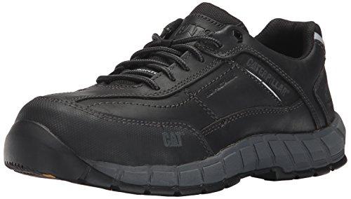 Caterpillar Men's Streamline Leather CT Work Shoe, Black, 8 M US