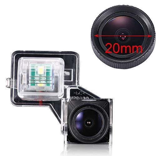 Kalakus Caméra de recul HD CCD pour Suzuki Alto Coupé from 2009-2012 SX4 Hatchback 2009-2012 SX4 Hatchback 2009-2012