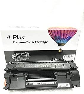 A Plus 05a Compatible Laser Toner cartridge,Black[ce505a]