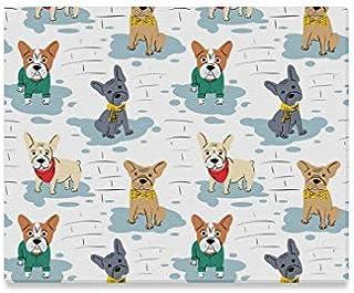 f096e707fe4f Amazon.com: dog bandana boy - Wall Art: Home & Kitchen