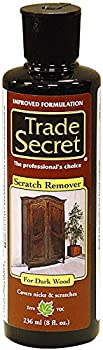 Scratch Remover for Dark Wood Furniture and Floor Cover Nicks and Scratches Camouflage Minor Defects  8oz / 236 Ml
