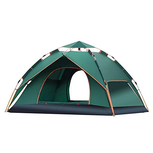 2 Mann Zelt, Leichtgewicht-Zelt, mit Zwei Türen Camping Zelt für Outdoor Wandern Bergsteigen Reise wasserdicht
