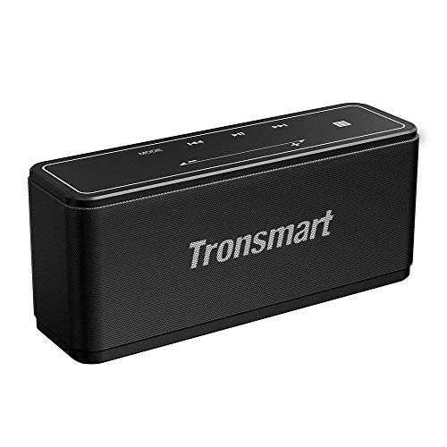 Tronsmart Mega Altavoz Bluetooth, Sonido Digital 3D, Panel T