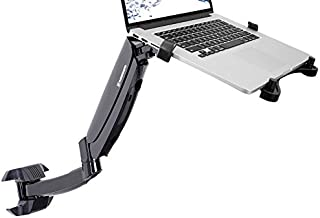 "FLEXIMOUNTS Full Motion Monitor Wall Laptop Mount Fits 11-15.6"" Notebook/10-24 LCD Computer (M10)"