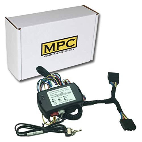 MPC Plug-N-Play Remote Starter for 2008-2017 Jeep Compass |Gas| |Key-to-Start| - Plugin T-Harness - Factory Fob Activated - Press Lock 3X to Start - Firmware Preloaded