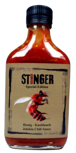 "Suicide Sauces – Stinger ""Special Edition"" – Hot Sauce – 200ml"