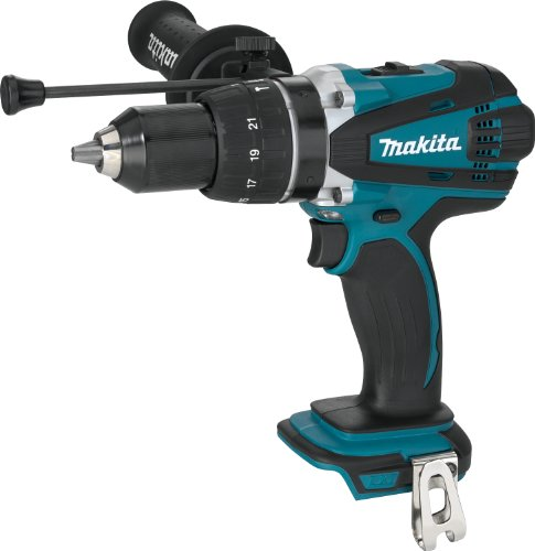 Makita LXPH03Z 18-Volt LXT Lithium-Ion Cordless 1/2- Inch Hammer and Driver-Drill