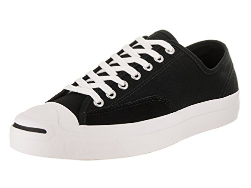 Converse Jack Purcell PRO Ox Black/Black/White 9UK