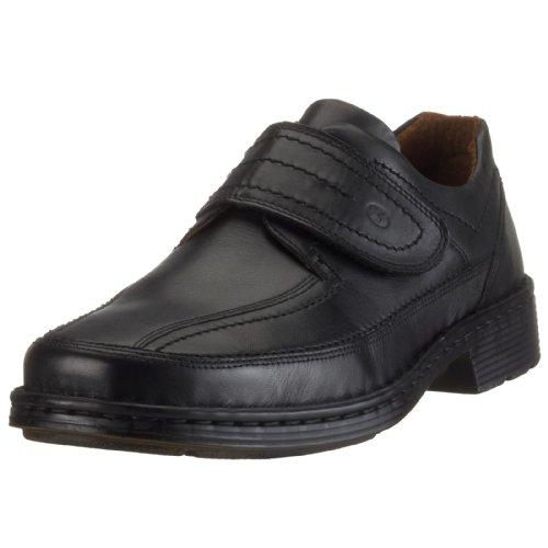 Josef Seibel Bradford 06 , Chaussures basses homme, Noir, 46 EU