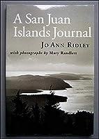 A San Juan Island Journal 0975409719 Book Cover