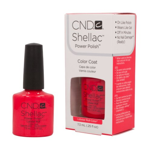 CND Shellac Smalti Semipermanente Lobster Roll - 7 ml