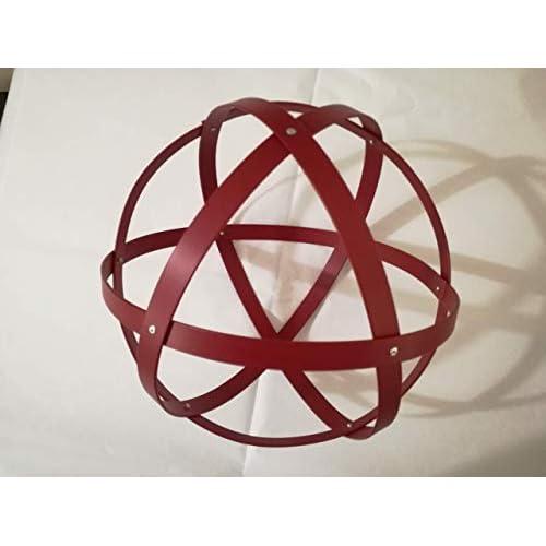 Genesa Crystal, Purificatore energia, Dispositivo orgonico 32 cm diametro Bordeaux
