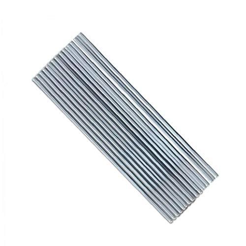 Byfri 10PCS Low Temperature Aluminiumelektroden für Löten Großen Schweißens-Effekt Aluminiumdraht Kern