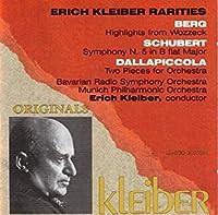 Erich Kleiber Rarities
