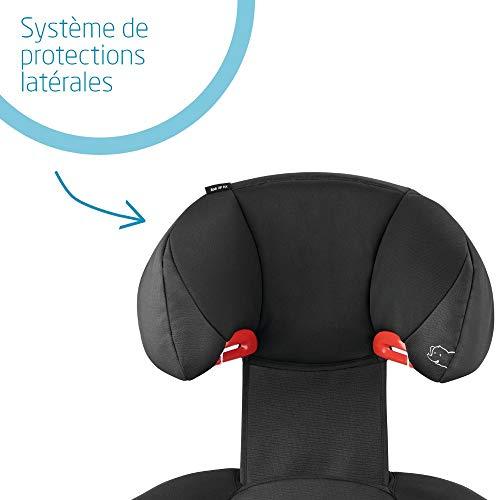 Bébé Confort Rodi XP Fix, Siège-Auto Groupe 2/3 (15 à 36 kg), ISOFIX, de 3,5 à 10 ans, Night Black