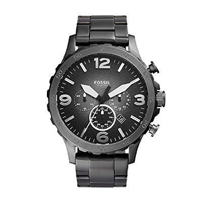 Fossil Herren Analog Quarz Uhr mit Edelstahl Armband JR1437 zu einem TOP Preis.