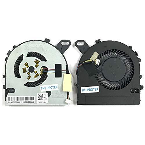 Kompatibel für Dell Vostro 5468, 5568 Lüfter Kühler Fan Cooler