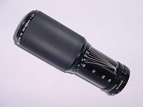 Canon Zoom Lens FD 100-300mm 100-300 mm 1:5.6 5.6 - OVP