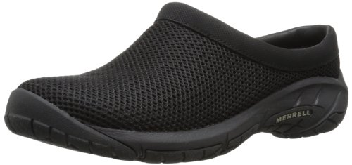 Merrell Women's Encore Breeze 3 Slip-On Shoe,Black,10.5 M US