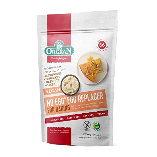 Orgran ' No Egg' - Natural Egg Replacer 200g
