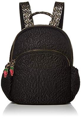 Betsey Johnson Strap Happy Backpack, Leopard