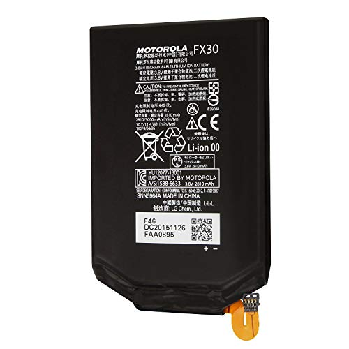 Compatible with Motorola Moto X Pure Edition XT1572 Genuine Standard Rechargeable Lithium-ion Battery FX30