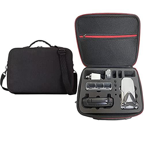 Honbobo Borsa per DJI Mini SE, Mini SE Bag Case Valigia Borsa di immagazzinaggio Valigetta Borsa a Tracolla Accessori (600D Nylon)