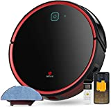 Lefant Robot Vacuum Cleaner Mop 2200pa Auto Robotic Vacuumms, Extra Brushless Suction for Pet Hair, Wi-Fi/APP/Alexa, Super Quiet Slim, Self-Charging, for Hard Floor&Low Pile Carpet, T700