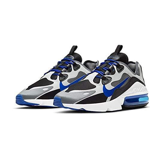 Nike Men's Air Max Infinity 2 Black/Racer Blue-Photon DUST-Smoke Grey Sneaker (CU9452-003)