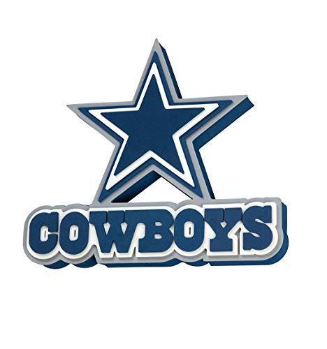 NFL Dallas Cowboys 3D Foam Wall Sign