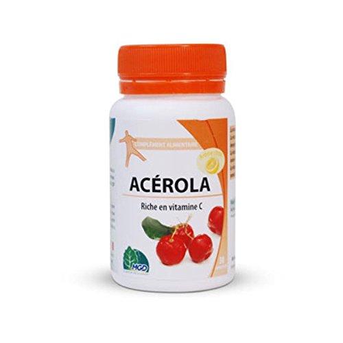 MGD Nature 1ACEC30 - Acérola limón para suplemento alimentario