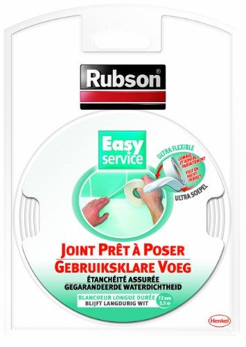 RUBSON 1766743 Easy Service Fugenband/Dichtungsband, 12 mm x 3,5 m