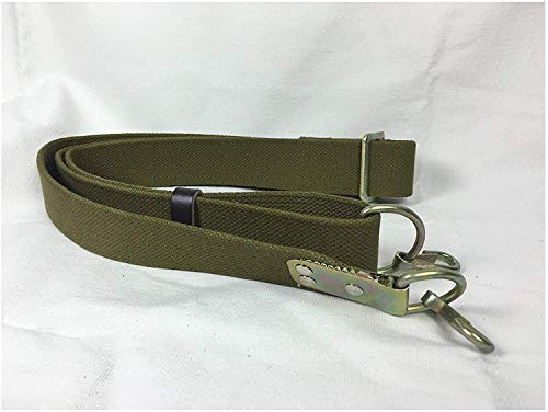 Original Russian Made Standard Rifle Sling, unissued Condition, 2 Hooks