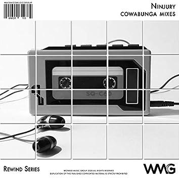 Rewind Series: Ninjury: Cowabunga Mixes