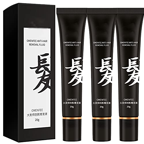 YSXH Biotin Thickening Herbal Serum, Derma Scalp Intensive Ampoule, Triple Roll-on Massager Hair Growth Essence, Hair Growth Liquid (60ML)