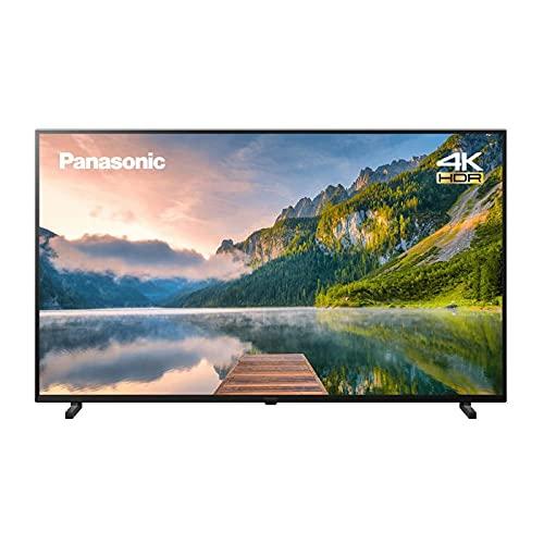 Panasonic TX50JX800B 50 inch 4K Ultra HD HDR Smart LED TV Freeview Play