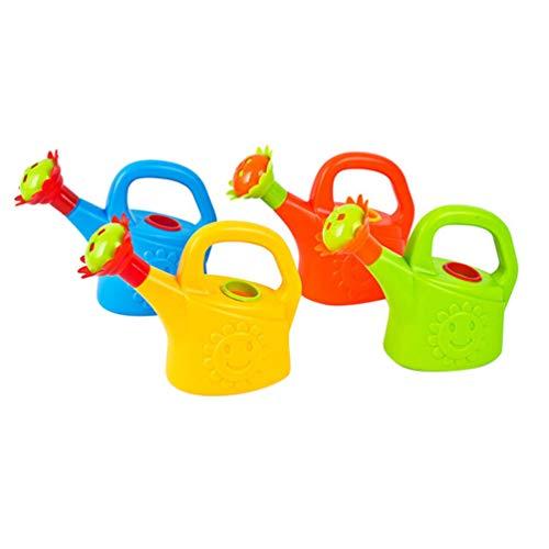 Toyvian 2 Piezas de Juguetes de Regadera Arena, Plástica Y Juguetes de Playa Juguetes de Regadera Juguetes de Regadera Interesantes Juguetes Educativos Tempranos (Color Aleatorio)