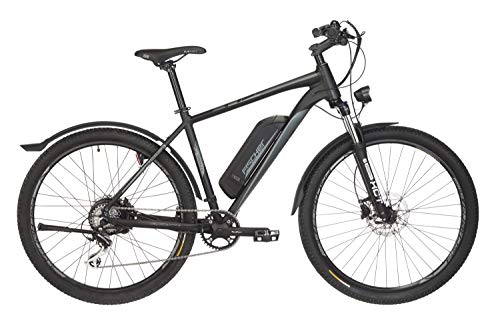 FISCHER E-Bike MTB Terra 2.0 (2019), graphitschwarz matt, 27,5