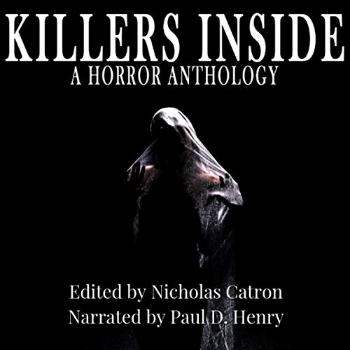 Killers Inside audiobook cover art