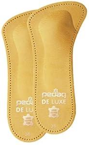 Pedag De Luxe 3/4 Leder Schuheinlagen (41)