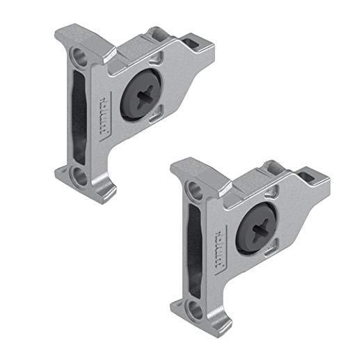 Blum TANDEMBOX ZSF. 3502–Sujeción Frontal para cajón Soportes para Tandembox cajones (1par) ⭐