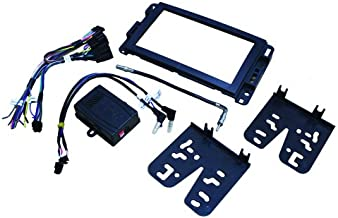 CRUX DKGM-49 Replacement Radio and Dash Kit (w/SWC Retention for General Motors LAN 29-Bit Vehicles)