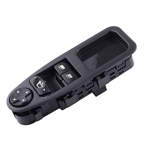 ZHIXIANG 13 Pin Coche eléctrico Potencia Master Ventana de Control Interruptor Interruptor Ajuste para Citroen Despacho Fiat 270Peugeot 6554.ZJ