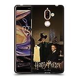 Head Case Designs Officiel Harry Potter Sorting Hat Sorcerer's Stone IV Coque Noir en Gel Doux...