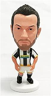 サッカーフィギュア アレッサンドロ・デル・ピエロ ユベントス 08-09#10 ホーム Juventus Del Piero Soccerwe