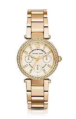 Michael Kors Damen Watch Mini Parker Reloj MK6056