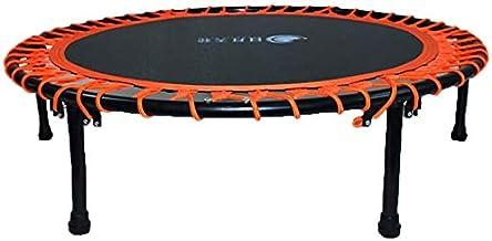 Indoor Kids Trampoline Indoor Fitness Trampoline, 40 inch Mini Vouwen Trampoline Kids Rustige en veilige bounce Oefening T...