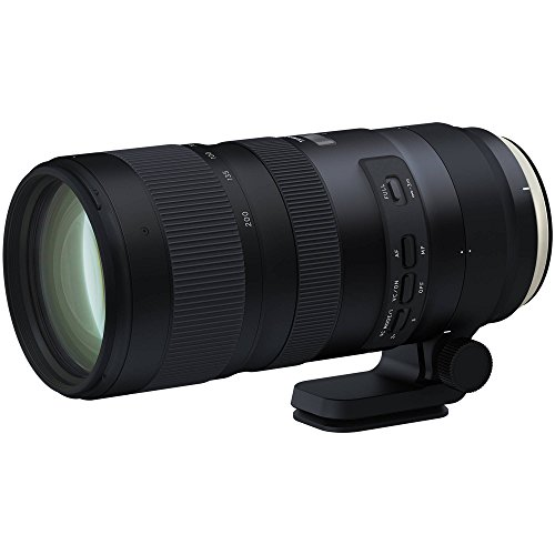Tamron SP 70-200mm F/2.8 Di VC G2 for Nikon FX Digital SLR Camera (6 Year Tamron Limited...