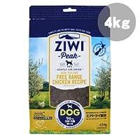 ジウィ フリーレンジチキン 4kg ZIWI ジウィピーク ZiwiPeak